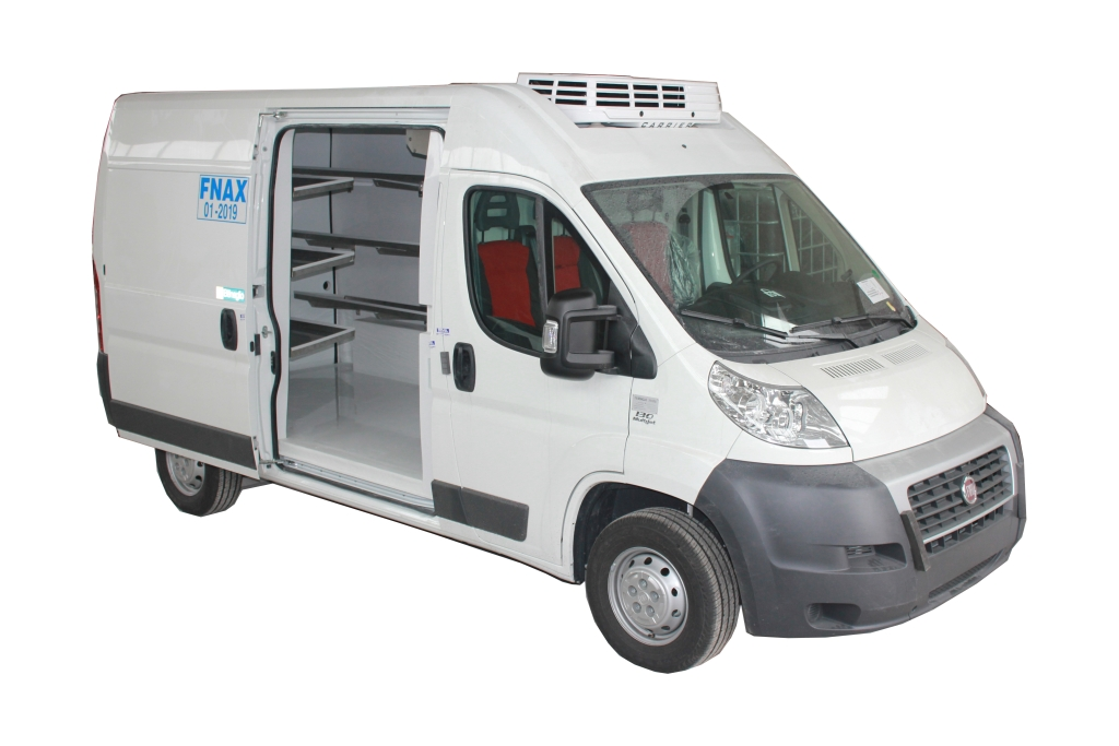 Fiat Ducato insulated