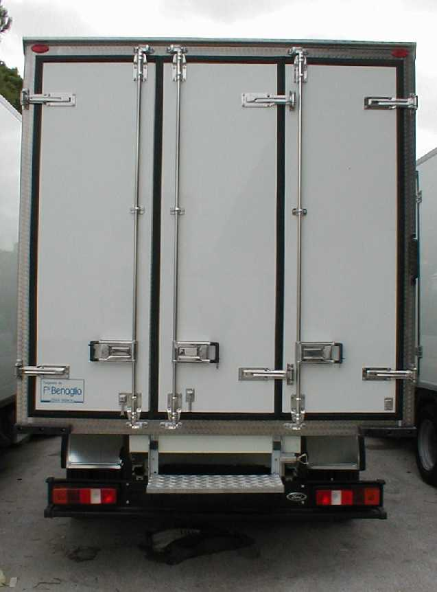 Three rear doors