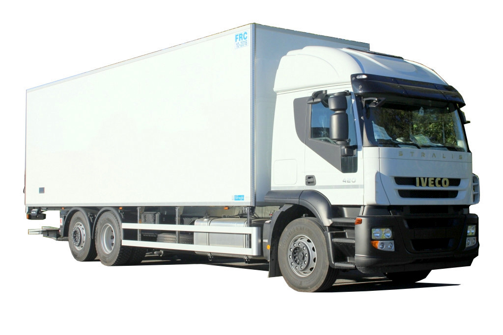 Furgonature Iveco Stralis AT260S45