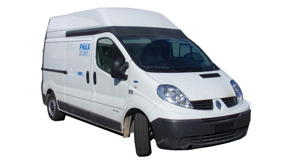 Renault Trafic Coibentato