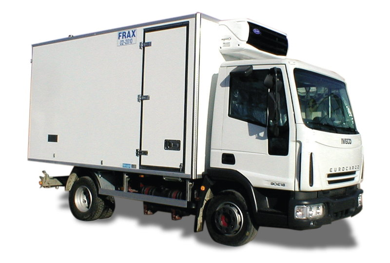 Furgonature Iveco Eurocargo ML 90